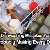 15 Dishwashing Mistakes You're Probably Making Every Day