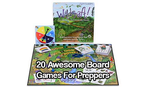 20 Awesome Board Games For Preppers