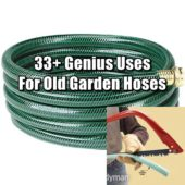 33+ Genius Uses For Old Garden Hoses - Coiled and shoved into a corner somewhere to be used 'just in case'. With the overwhelming surge of people who are into reusing and repurposing items that normally would find their way into a landfill, it is not surprising that using garden hoses for other projects would be around. What is surprising is all you can really do with them!