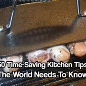 50 Time-Saving Kitchen Hacks The World Needs To Know - There are people out there who seek to make life easier for the busy person and have created a fantastic infographic that shows over 50 culinary hacks. With a picture and quick explanation, these will save you time and make you look like a culinary genius!
