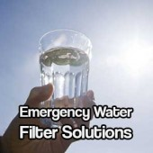 Emergency Water Filter Solutions