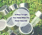 11 Ways To Light Your Home When The Power Goes Out - When the power goes out, the only lights most people have are candles, flashlights, and perhaps an oil lamp. These are fine for short power outages, but for extended outages (24 hours or longer), you'll need lights that are safer, brighter, and longer-lasting. Fortunately, there are several great options.