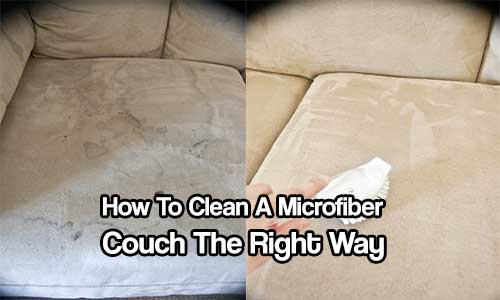 How To Remove Stain From Microfiber Shtf Prepping