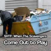 SHTF: When The Scavengers Come Out to Play