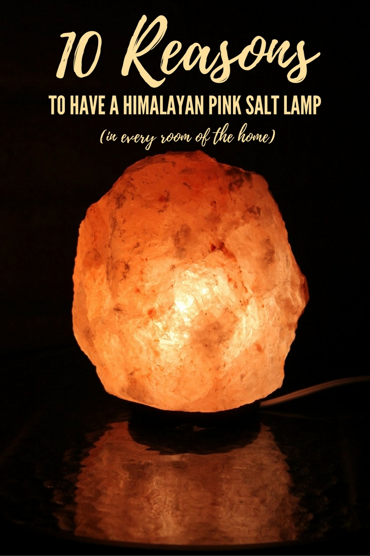 10 reasons to have a himalayan pink salt lamp shtf prepping homesteading central. Black Bedroom Furniture Sets. Home Design Ideas