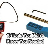 10 Tools You Didn't Know You Needed