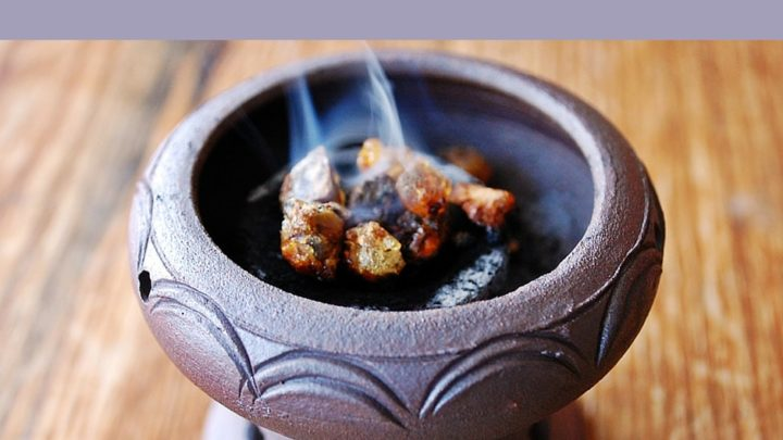 Easy To Make Anti-Mosquito Incense