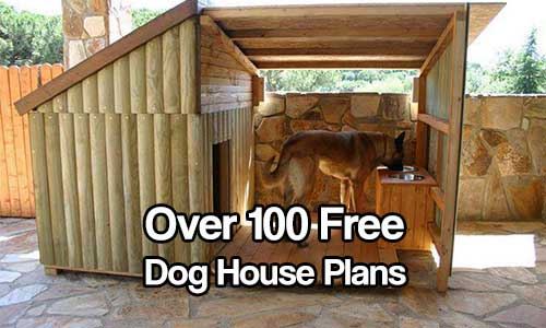 Over 100 Free Dog House Plans Shtf Prepping Central