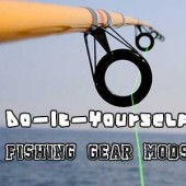 """8 Do-It-Yourself Fishing Gear Mods - """"Disclaimer: By using some of these tricks, you may no longer be able to blame your outfit when the big one gets away"""" .. this made me laugh."""