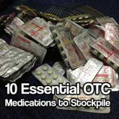 10 Essential OTC Medications to Stockpile