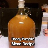 Honey Pumpkin Mead Recipe