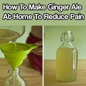 How To Make Ginger Ale At Home To Reduce Pain - Use ginger for treatment of various health issues, including stomach sickness and arthritis pain. Ginger ale can be made from both fresh and dried ginger.