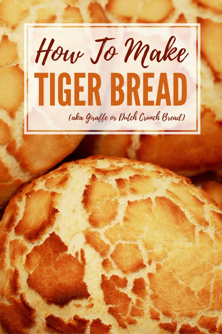 How To Make Tiger Bread - Tiger bread is quite possibly the tastiest bread you will ever get to experience! It has a unique flavor you won't understand until you taste it for yourself. Image: Carl Revell/flickr