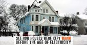 See How Houses Were Kept Warm Before The Age Of Electricity - Here are a few tips from an era before electricity was invented, where people didn't rely on other people and companies to stay warm. See if you can take a few of their tips and apply them to your home. You may keep warmer and save some cash at the same time.