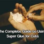 The Complete Guide to Using Super Glue for Cuts