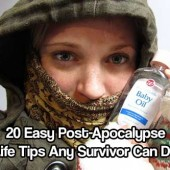 20 Easy Post-Apocalypse Life Tips Any Survivor Can Do