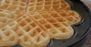 23 Things You Can Cook In A Waffle Iron - I think this is genius because you can literally cook breakfast, lunch and dinner on one. My favorite which I actually tried yesterday is waffle iron bacon. The raised cooking edges make the fat stay away from the bacon and gives a wonderful crispy and less greasy bacon rind