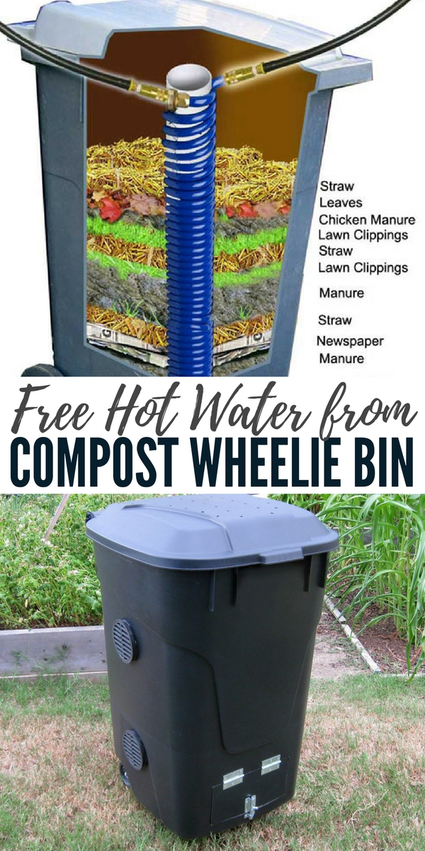 14 Hot water from compost
