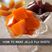 How To Make Jello Flu Shots