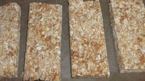 How to Make 3,000+ Calorie Survival Food Ration Bars