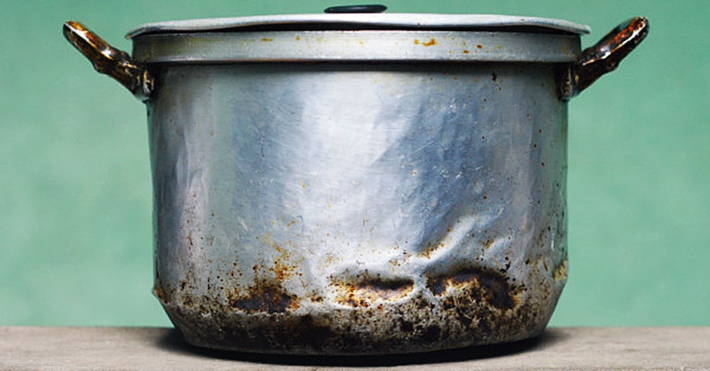 Is Your Cookware Toxic? - This is a great article that goes over common cookware that you probably cook with by the way, and explains how and why they may be toxic and causing you more damage than you really know! Check it out. It's a good one!