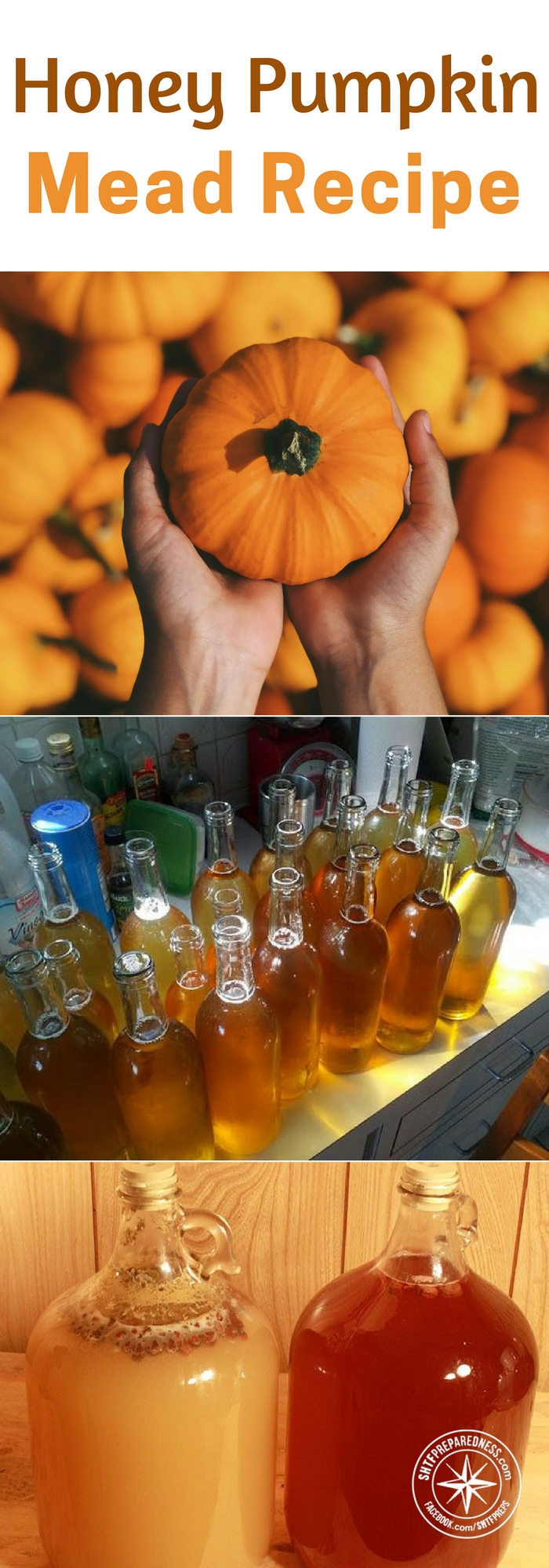Honey Pumpkin Mead Recipe - According to gotmead.tumblr.com this mead is the color of a ripe peach and smells like autumn leaves - perfect for a Harvest blot. I have to agree, I made something very similar a few years ago around this time and it was the best tasting mead ever!