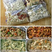 On The Go Instant Meal Recipes