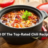 40 Of The Top-Rated Chili Recipes