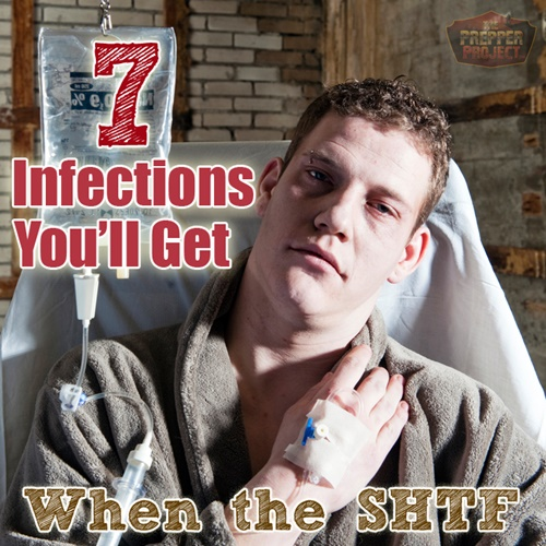 7 Most Likely Infections You'll Catch When The SHTF