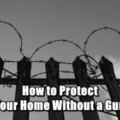 How to Protect Your Home Without a Gun