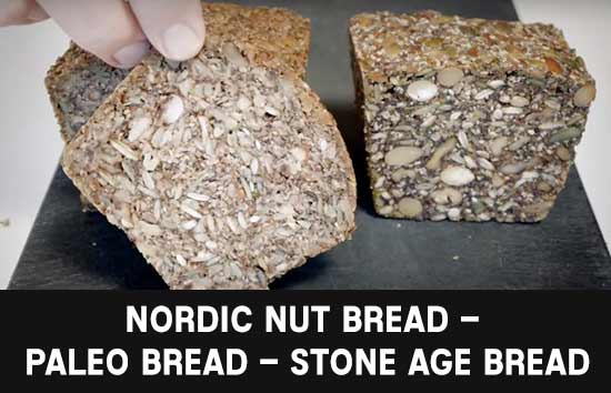 how to make stone age bread