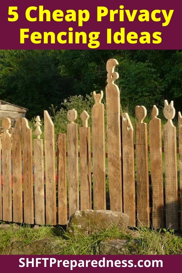 Early last year we found an article onDIY living fenceswhich are an affordable and sustainable way to gain a bit of privacy from the world.