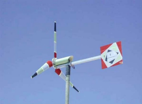 DIY Chispito Wind Generator - (Step by Step Plans) — This wind turbine is not only extremely easy to build, it's very powerful too. Get the FREE step by step plans today and get off the grid sooner than you may have thought!
