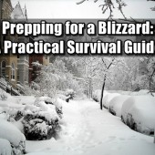 Prepping for a Blizzard A Practical Survival Guide