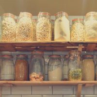 The Mother of All Food Storage Plans - Having 3 weeks of food will not be enough for survival for the long term. So here's a complete one for our survival needs.
