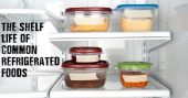 The Shelf Life of Common Refrigerated Foods - Checklist of refrigerator items and their shelf life that could serve as a guideline for how long you can let a particular leftover sit around in the fridge.