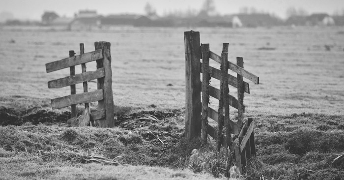 How To Repair or Replace Fence Posts - guide