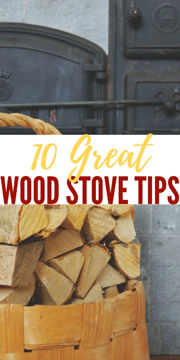 10 Great Wood Stove Tips — Wood stoves are pure awesomeness. If you are lucky enough to own one or are thinking about investing in one to save money and be more self reliant these great tips are for you.