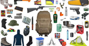 How To Build the Best DIY Bug Out Bag - It's highly recommended that your bug out bag come with a hydration bladder. This will allow you to effortlessly sip water while on-the-go. As far as essential items, you'll want to think about the basics- food, water, and clothing. Additional items can include first aid equipment, flashlights, maps, and other essential tools needed for survival. Basically, anything that will help you become more sustainable is going to help your situation (e.g. keep you alive) during a crisis.