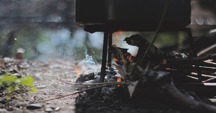 A Waterproofing Hack That Guarantees Fire - We all should know by now that fire is essential when it comes to survival. Without it we risk hypothermia, no way of boiling water to make it drinkable and in the worst case scenario, no fire to keep away predators at night.