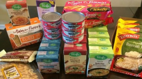 10 Criteria for Buying Emergency Food