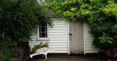 14+ Awesome DIY Garden Sheds Plans - Although building your own garden shed is a large undertaking, doing it yourself can cut down considerably on cost, not to mention giving you a feeling of accomplishment.