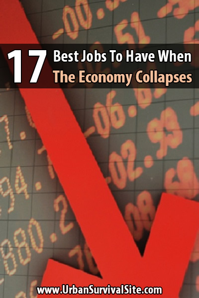 17 Best Ideas About Blue Eyes Pop On Pinterest: 17 Best Jobs To Have When The Economy Collapses