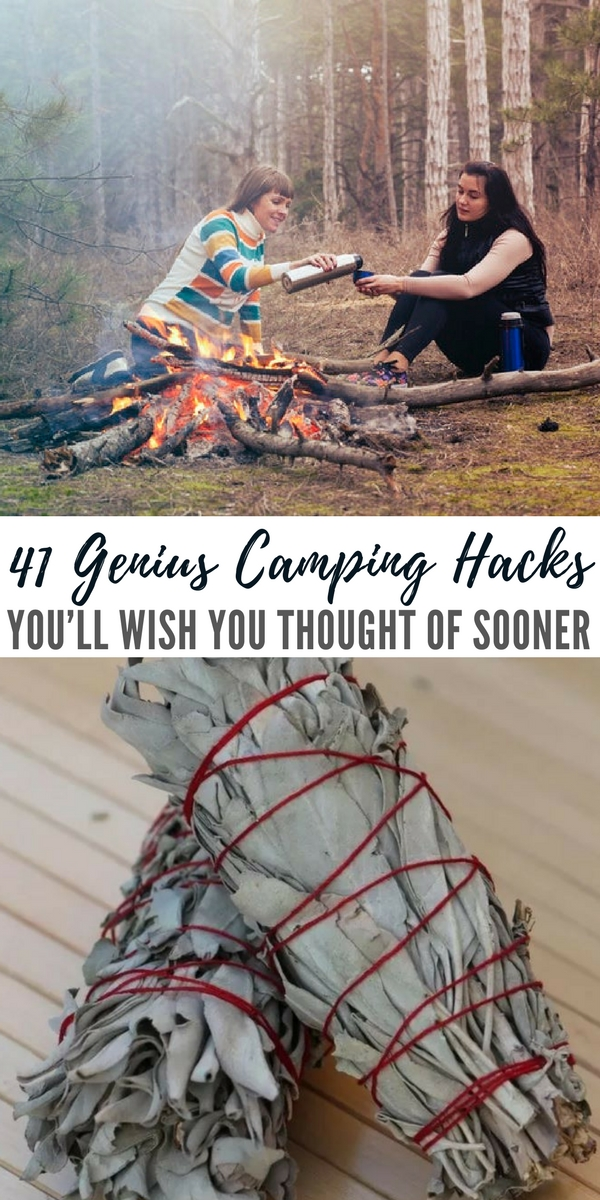 41 Genius Camping Hacks You'll Wish You Thought Of Sooner - Some of these are known but some are not. It is the perfect weather right now to go camping so if you do try any of these hacks, let us know, we would love to hear about it.