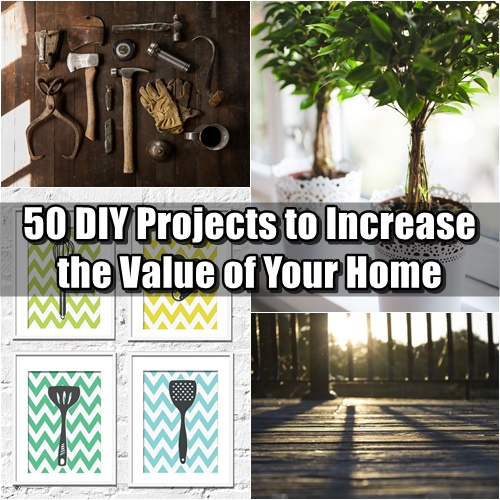 15 diy projects to increase your home value 28 images for How to increase home value