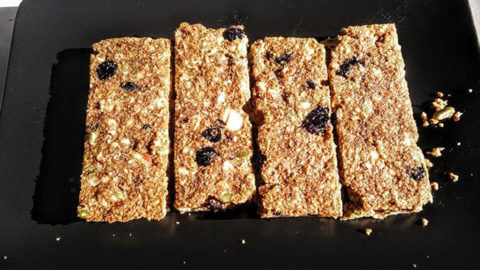 How To Make Your Own Homemade Survival Bars
