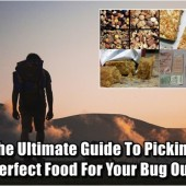 The Ultimate Guide To Picking The Perfect Food For Your Bug Out Bag