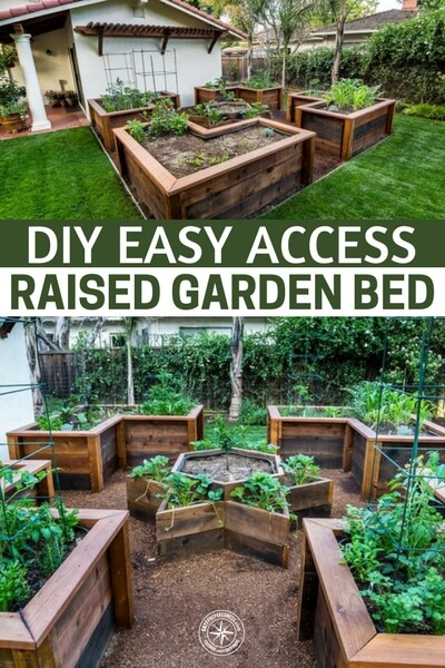 Can I Use Treated Lumber For A Raised Garden Bed