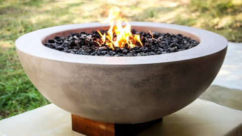 Fire Pits and Camping Trips to Get Back to Nature