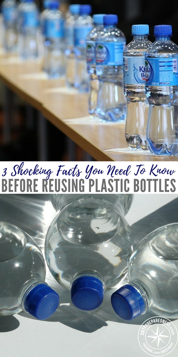 3 Shocking Facts You Need To Know Before Reusing Plastic ...